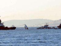 Sahil Güvenlik'e çarpan yük gemisi bir can daha aldı