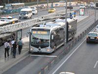 Metrobüs yolcu sayısı 1 milyarı aştı
