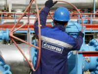 Gazprom'un Avrupa'ya gaz ihracatı arttı