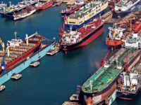 Gemi ihracatı yarı yarıya arttı