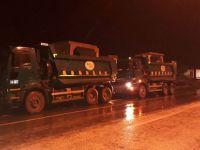 Zeytin Dalı Harekatı'na kamyon-treyler desteği