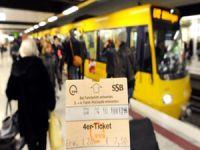 Almanya'da toplu taşıma rekor kırdı