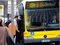Almanya'da toplu taşıma bedava olacak