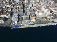 Dev yolcu gemilerini ağırlayacak limanda son durum