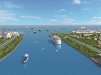 Kanal İstanbul'dan geçebilecek gemi boyutları belirlendi