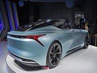 Çinlilerden 1000 beygirlik elektrikli otomobil!
