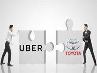 Uber, sürücüsüz araç için Toyota ile yakın temasta