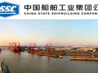 Çin'in 2 büyük tersanesi birleşiyor
