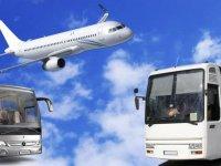 """Otobüs ve uçakta """"ucuz bilet"""" zamanları"""