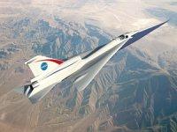 Sesten hızlı ama sessiz uçak