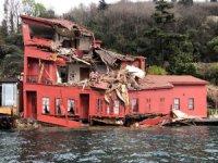 İstanbul Boğazı'nda yalıya çarpan geminin işletmecisinden açıklama