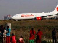 Uçak pistten çıktı, ülkenin tek havalimanı kapatıldı!