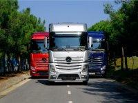 Mercedes-Benz Türk çekici portföyünü genişletiyor