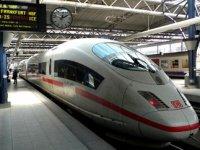 Almanya-İngiltere hızlı tren hattı iptal edildi