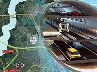 3 Katlı Büyük İstanbul Tüneli nerelerden geçecek?