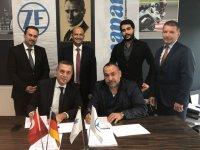 ZF Services Türk, MAPAR İle Gücüne Güç Kattı