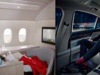 Air France-KLM yolcuları havalimanına BMW7 ile götürülecek
