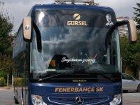 Fenerbahçe, yeni tasarım Mercedes otobüsüyle sezona hazır