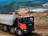 """Scania'nın """"Ağır Sıkleti""""  Operasyona Başlıyor"""