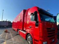 Formula'yı İstanbul'a DFDS taşıdı