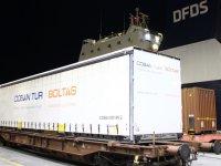 DFDS ve Çobantur Boltaş'tan intermodal atak