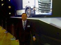 Scania, ithal ağır ticari pazarından fazla büyüdü