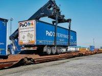 P&O FERRYMASTERS'den yeni intermodal hat