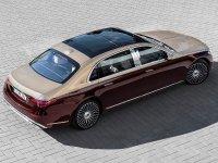 Yeni Mercedes-Maybach S-Serisi online tanıtıldı