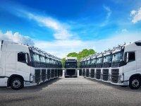 Flay Lojistik'e 15 adet Volvo FH500 kamyon