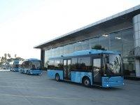 TEMSA'nın ilk elektrikli otobüs  ihracatı İsveç'e