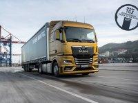 MAN TGX, 2021 yılının kamyonu seçildi