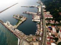 Hopaport, 11 ayda 189 gemi ağırladı, 1 milyon ton hedefine yaklaştı