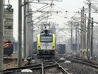 Çin'e gidecek ikinci blok ihracat treni Kocaeli'ye ulaştı