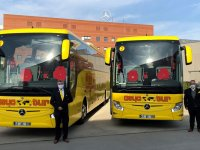 Mercedes'den 2021'in ilk otobüs teslimatı Asya Tur'a