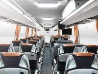 Mercedes'in Setra otobüsleri yeni filtre sistemiyle daha güvenli