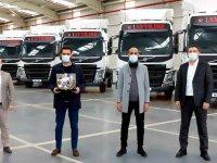 Ayyıldız Grup, 30 Volvo Trucks birden aldı