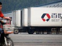 Alibaba'nın lojistik şirketi Best, satılma aşamasında