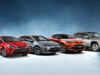 Toyota, 2020 karnesini aldı: Türkiye ve Avrupa PEKİYİ