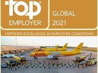 """DHL Global Forwarding Türkiye yine """"En İyi İşveren"""""""
