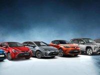 Toyota pandemiye rağmen en çok satış yapan üretici