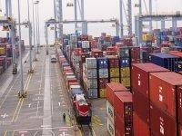 DP World Yarımca, limanı demiryoluna bağladı yükte sıçrama yaptı