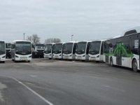 Anadolu Isuzu'nun turizm aracı Turkuaz Sırbistan yollarında