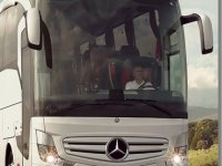 Mercedes, otobüsteki yeniliklerle standartları yükseltiyor