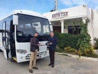 TEMSA'dan Asist Turizm'e 17 Prestij SX