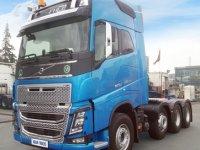 Zafer Kardeşler, 19. kez Volvo Trucks'ı tercih etti