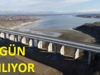 Tohma Köprüsüyle Malatya-Sivas artık daha yakın