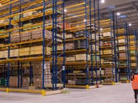 GEFCO, Fas'ta 10.000 m2'lik   yeni depo açtı