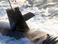 Japonya'da Kargo Gemisi İle Denizaltı Çarpıştı