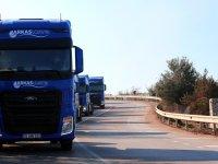 Arkas Lojistik, filosuna 40 yeni Ford Trucks F-MAX ekledi