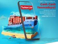 """Turkon Live, müşterisine """"Canlı yayında"""" ulaşacak"""